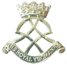 Royal Yeomanry Logo